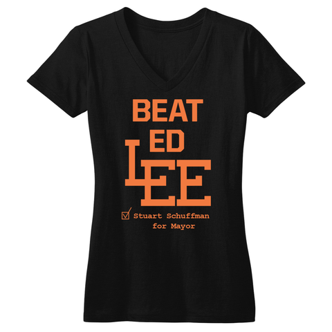 Beat Ed Lee Tee (Women's)