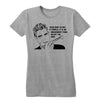 Anthony Bourdain Shirt Women's