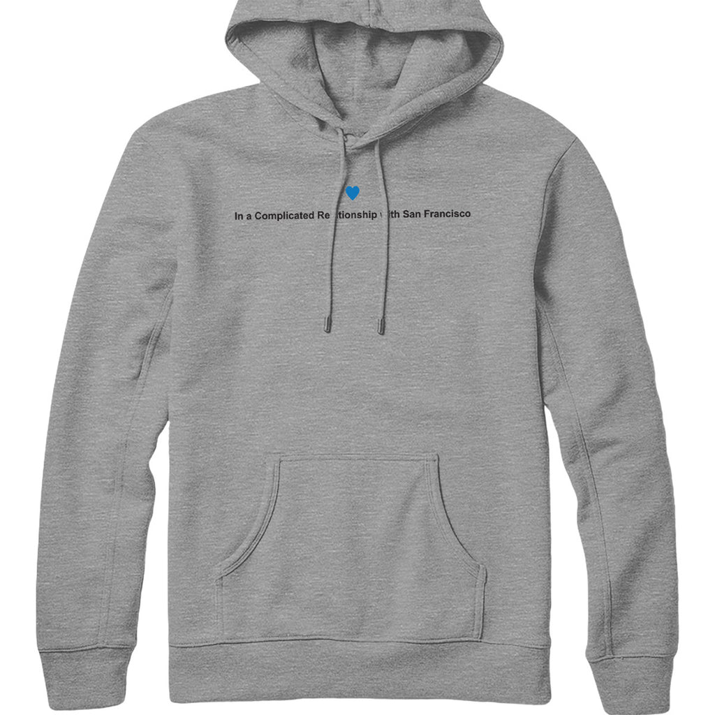 Complicated Relationship Hoodie