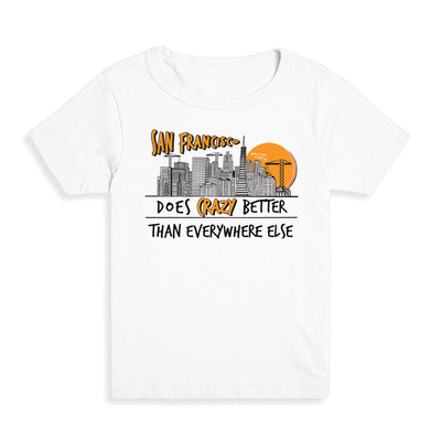 Crazy Better Kid's Tee