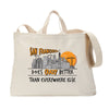 Crazy Better Tote Bag