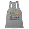 Crazy Better Women's Racerback Tank