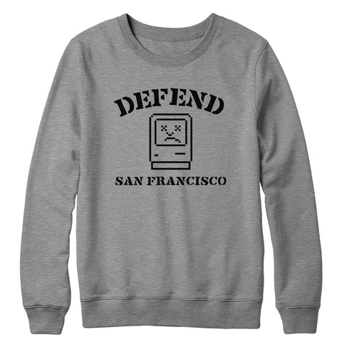 Defend SF Crewneck