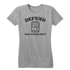 Defend SF Women's Tee