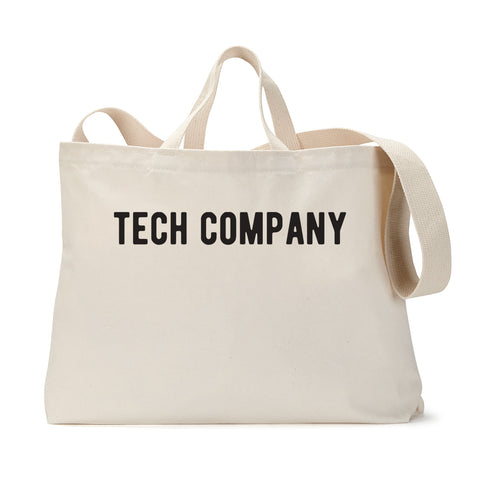 Generic Tech Company Tote Bag