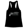 Guns Kill Women's Racerback Tank