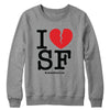 I Broken Heart SF Crewneck