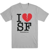 I Broken Heart SF Men's Tee