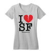 I Broken Heart SF Women's V