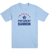 Impeach Bannon Men's Tee