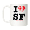 I Still Love SF Mug