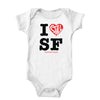 I Still Love SF Onesie