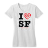 I Still Love SF Women's V