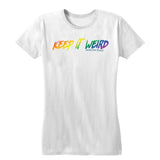 Keep It Weird Women's Tee