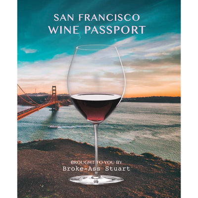 San Francisco Wine Passport (2019)