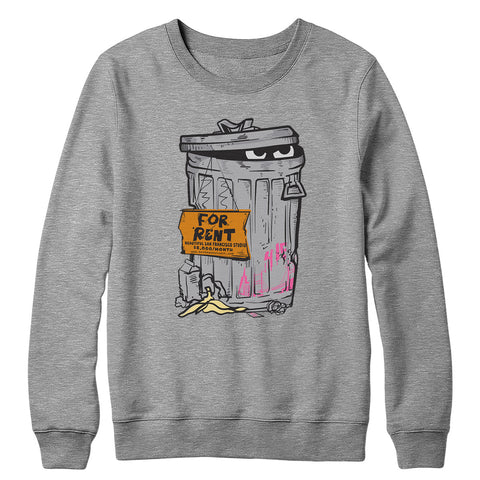 Stuart the Grouch Crewneck