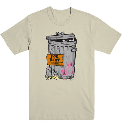 Stuart the Grouch Men's Tee