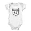 Summer of 69 Onesie