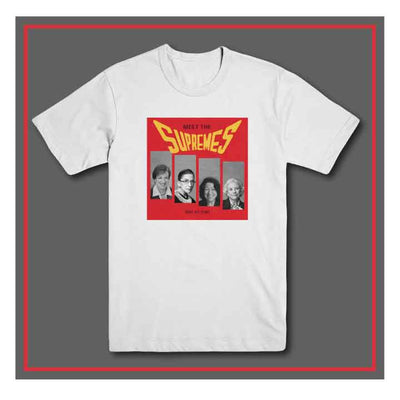 The Supremes Men's Tee