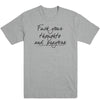 Thoughts and Prayers Men's Tee