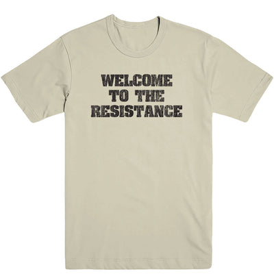 Welcome to the Resistance Men's Tee