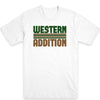 Western Addition Men's Tee