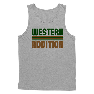 Western Addition Tank Top