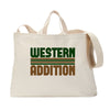 Western Addition Tote Bag