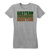 Western Addition Women's Tee