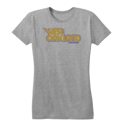 West Oakland Women's Tee