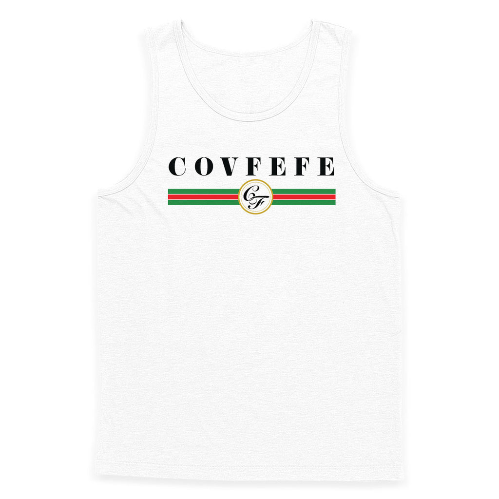High Class Covfefe Tank Top