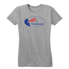 I Vomited Sticker Women's Tee