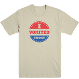 I Vomited Today Men's Tee