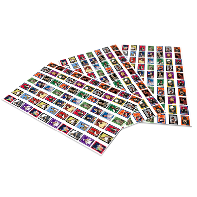 East vs West - Rappers Wrapping Paper