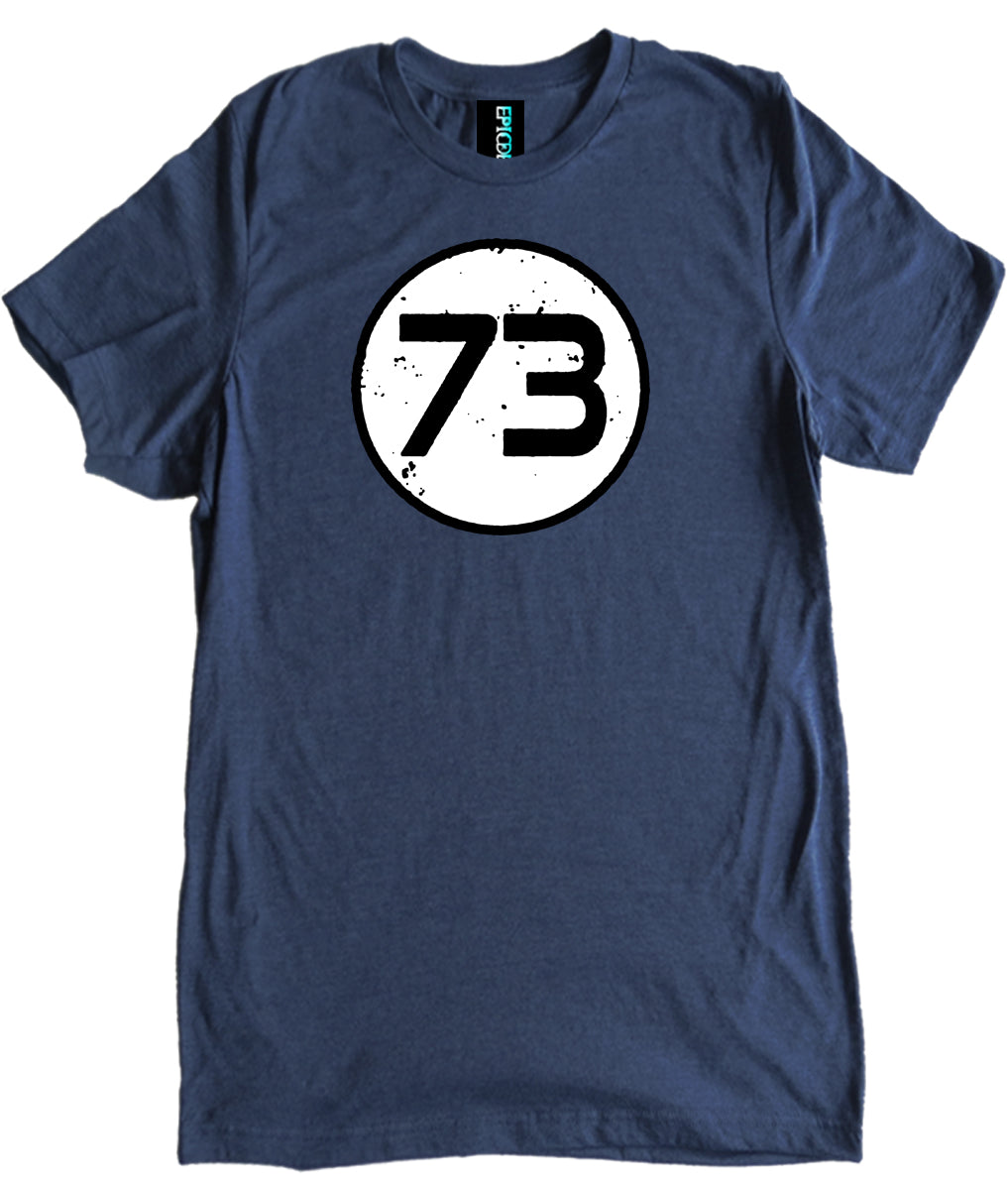 Big Bang Theory 73 Premium Shirt by Epicdelusion