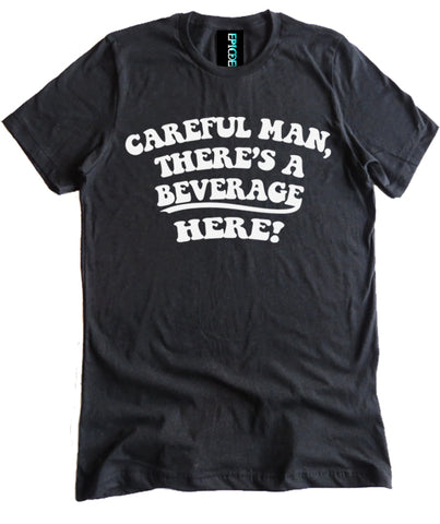 Big Lebowski Beverage Premium Shirt by Epicdelusion