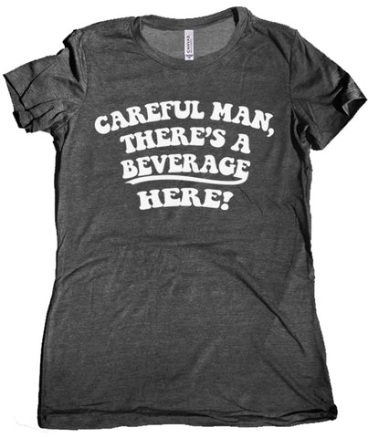 Big Lebowski Beverage Shirt by Epicdelusion