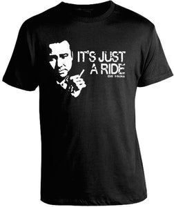 Bill Hicks It's Just a Ride Shirt by Epicdelusion