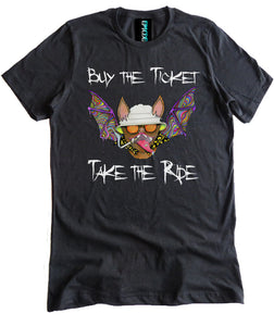 Hunter S. Thompson Buy the Ticket Take the Ride Premium Shirt