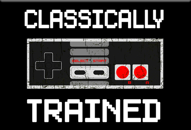 Classically Trained Magnet by Epicdelusion