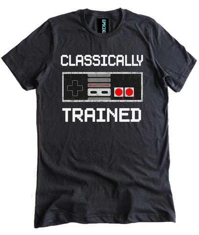 Classically Trained Premium Shirt by Epicdelusion