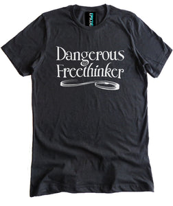Dangerous Freethinker Premium Shirt