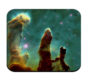 Eagle Nebula Mouse Pad by Epicdelusion