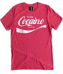 Enjoy Cocaine Premium Shirt by Epicdelusion