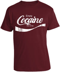 Enjoy Cocaine T-Shirt