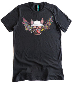 Fear and Loathing Premium Bat Shirt by Epicdelusion