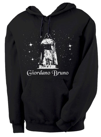 Giordano Bruno Hoodie by Epicdelusion