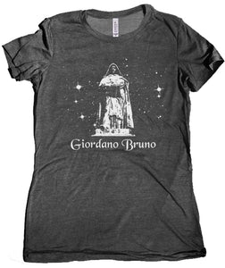 Giordano Bruno Women's Shirt by Epicdelusion
