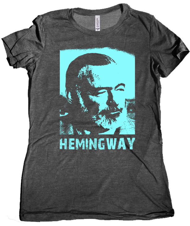 Hemingway Women's Shirt by Epicdelusion