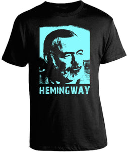 Hemingway Shirt by Epicdelusion